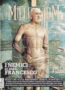 """Il FQ e """"Millennium"""", Bergoglio papa, pretacci e altri preti che si sforzano di essere ancora cristiani"""