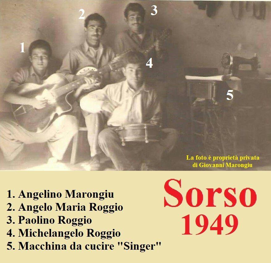 Angelino & Fraddèddi Roggio Trio, quella chitarra appesa al muro e quel problemino sullo scrivere in sardo