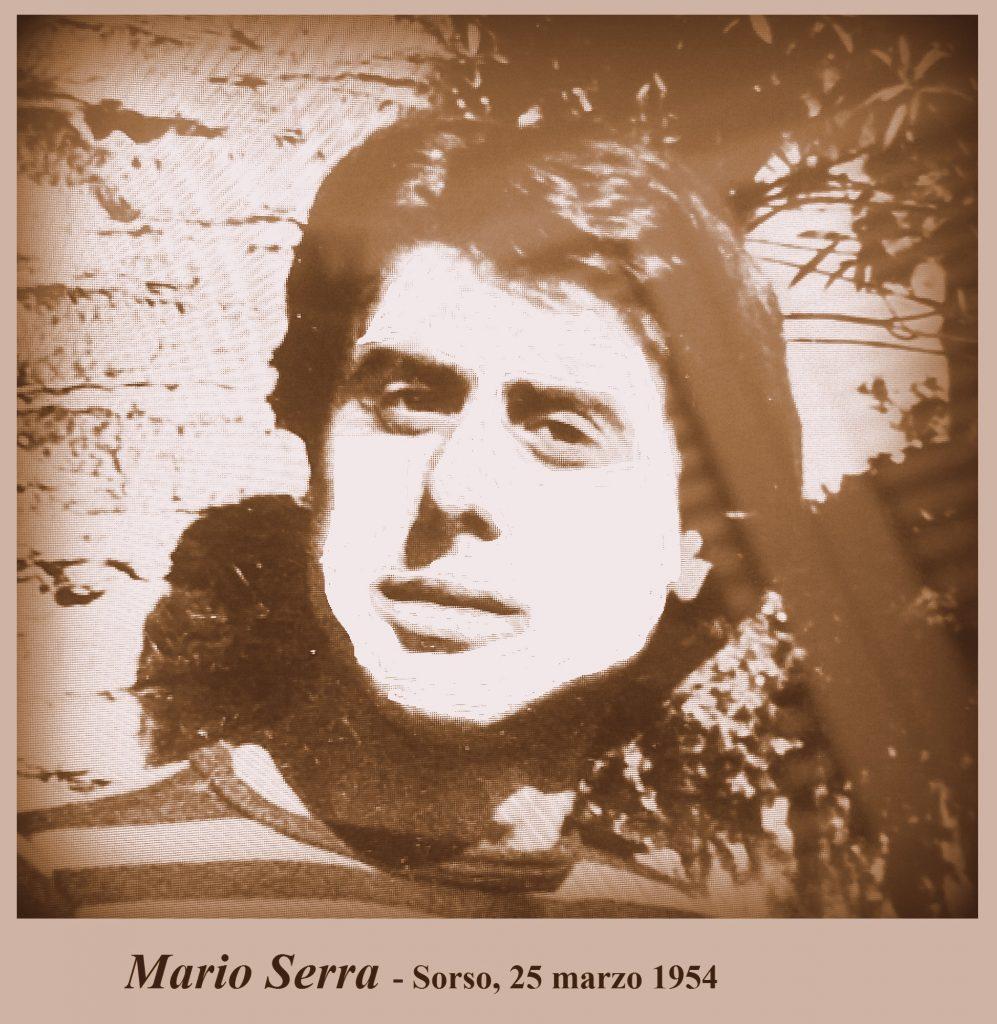 Mario Serra, la sua pittura (naïf?),la tomba di Salvatore Farina a Milano, Maria Callas....