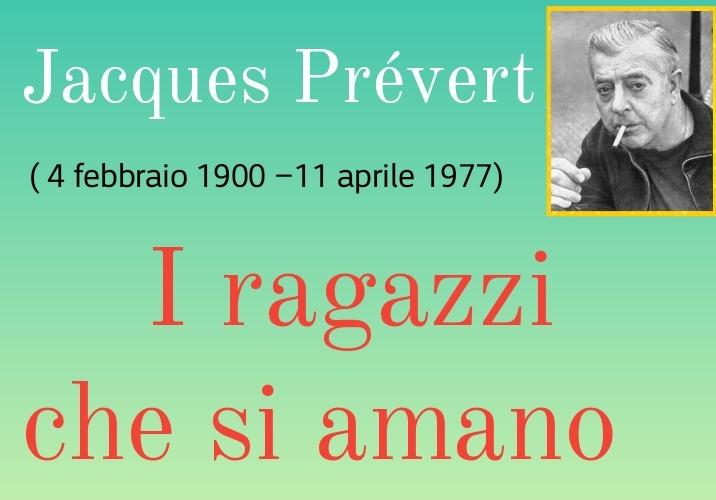 L' amore nella poesia di Prevért